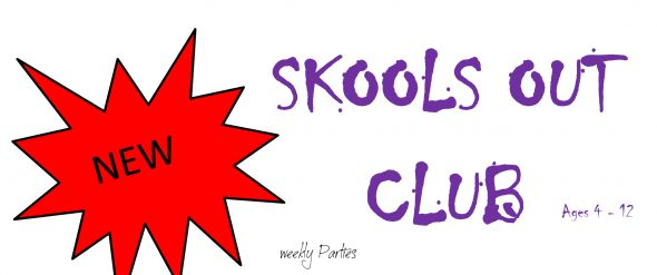 Schools out club in Rushden